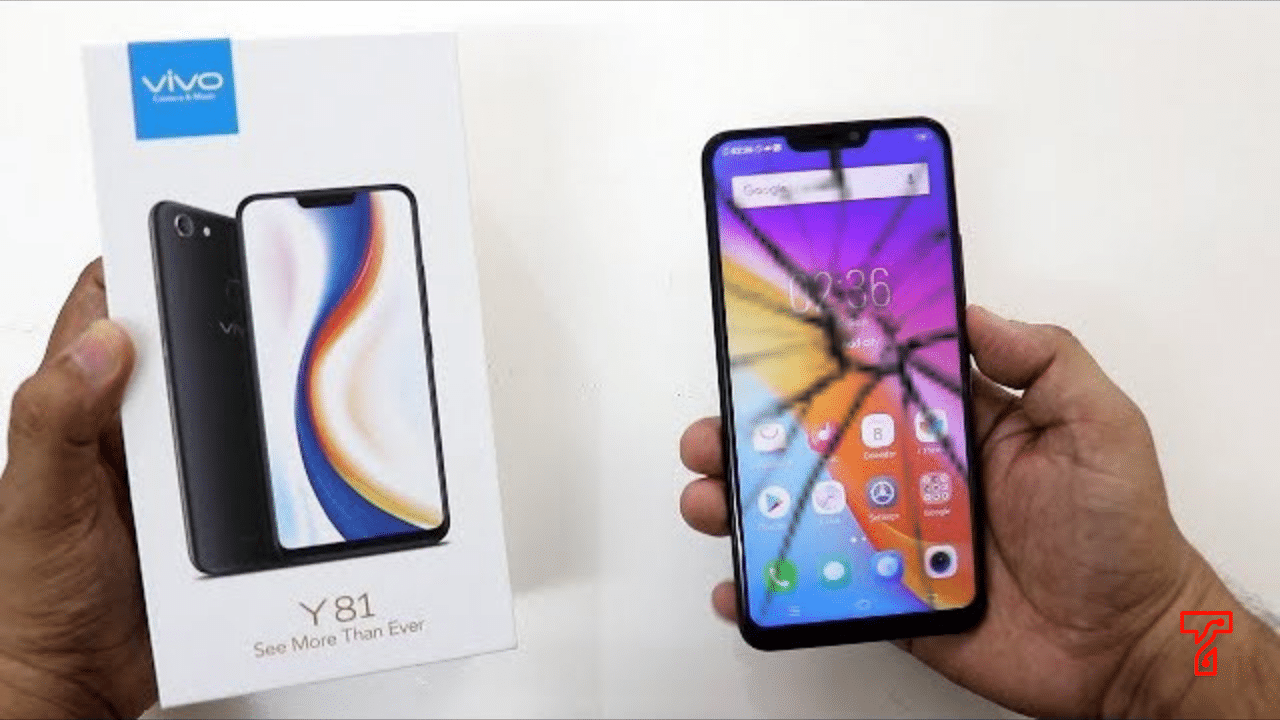 What is Vivo Y81 Screen Replacement cost in India