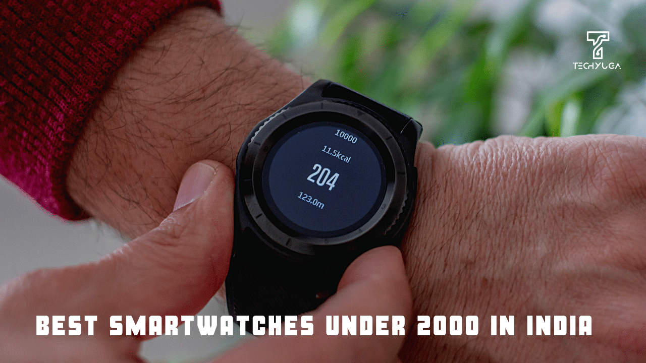 Best Smartwatches Under 2000 In India